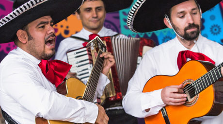 Espectacle de mariachis