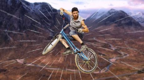 Àngel Batlle biketrial