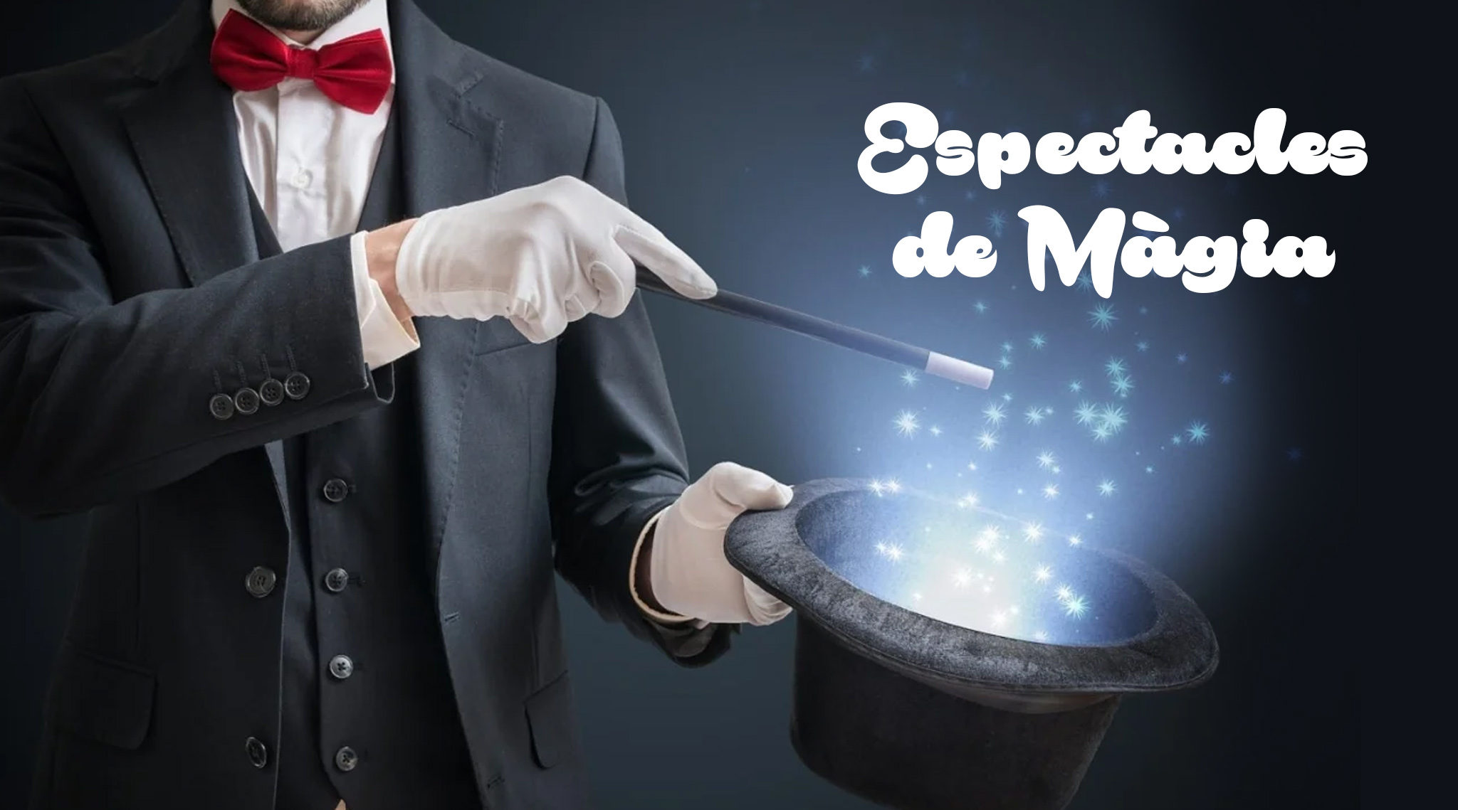 Espectacle de màgia