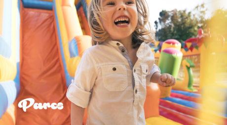 Parcs infantils i inflables